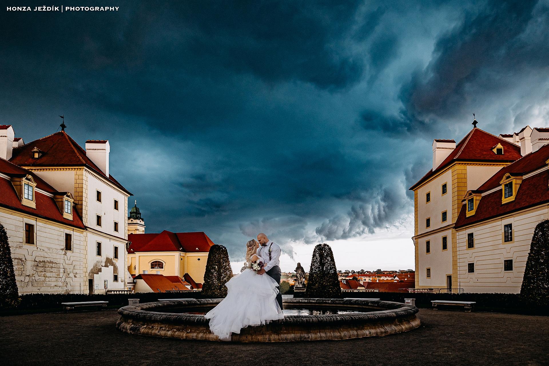 Svatba Daniela + Dominik | Kolonáda Reistna
