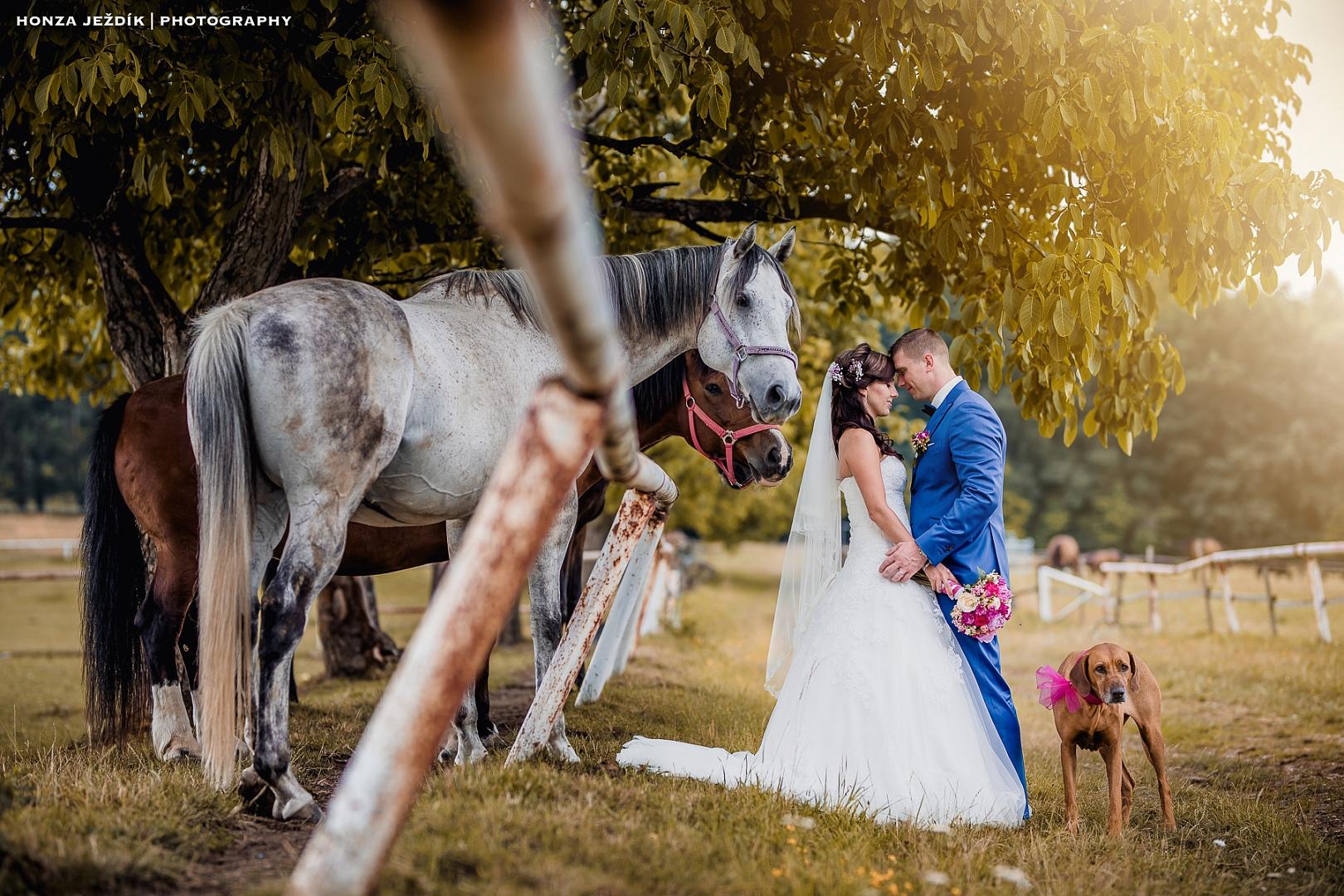 Svatba Lucka + Lukáš | Dvůr Pecínov